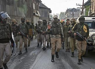 Security personnel in Kashmir (representational picture)