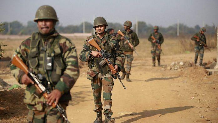 Indian Army | Representational image | PTI