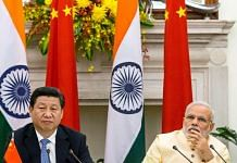 Narendra Modi and Xi Jinping | Photo: Graham Crouch | Bloomberg