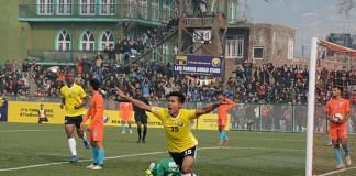 Real Kashmir Football Club is the first Kashmiri club to enter the I-league
