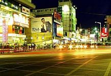 Brigade Road in Bengaluru
