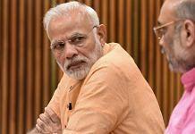 File photo of PM Narendra Modi and BJP president Amit Shah | PTI