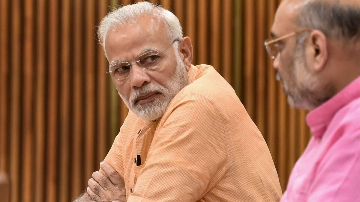 Why liberals love to fantasise about a Narendra Modi-Amit Shah split. Five  reasons