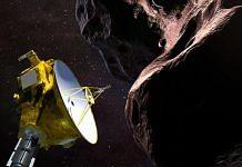 NASA's New Horizon | @NASANewHorizons/Twitter