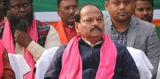 File image of Jharkhand chief minister Raghubar Das | Facebook