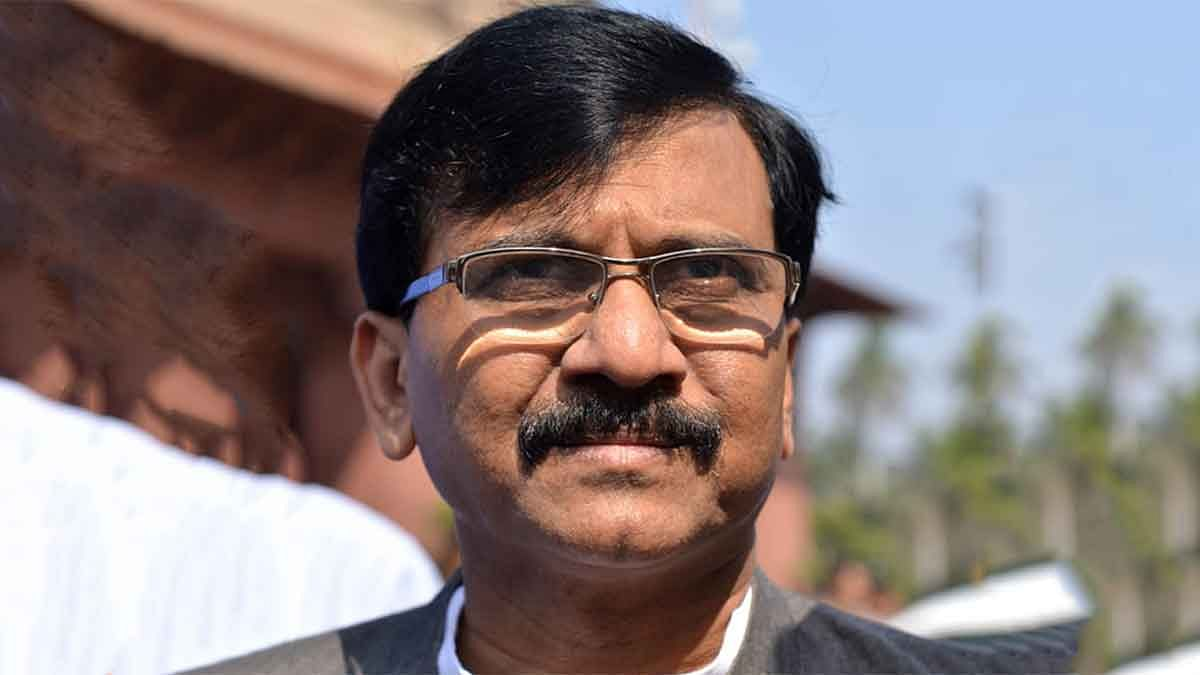 Anyone seeking China's help should be arrested, sent to Andamans, says Sanjay Raut
