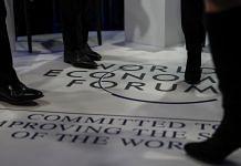 Attendees at World Economic Forum meet in Davos | Jason Alden/Bloomberg