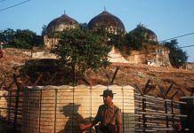 Latest news on Babri Masjid | Robert Nickelsberg/Liaison