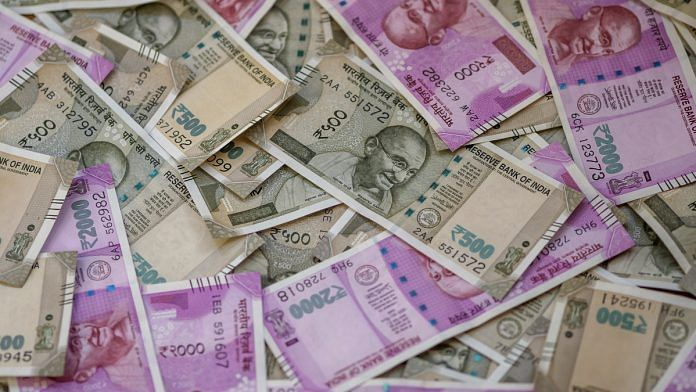 Representational image of Indian currency notes