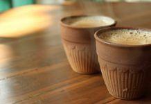 Kulhad chai