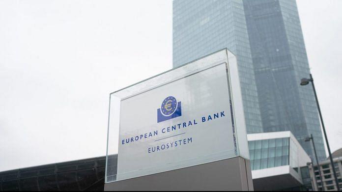 European Central Bank (ECB) headquarters   Jasper Juinen/Bloomberg