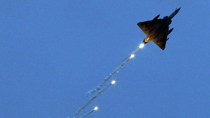 File photo of Mirage 2000 fighter jet   Atul Yadav/PTI