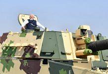 File photo of PM Narendra Modi in Gujarat | PIB
