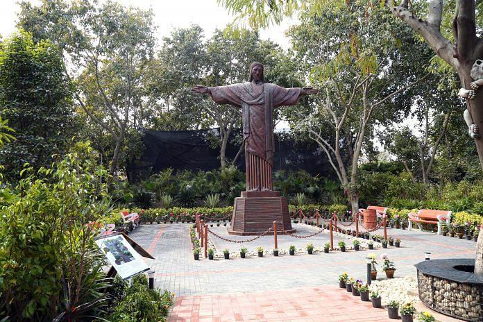 Christ the redeemer at Wonders of the World Park | Suraj Singh Bisht - ThePrint