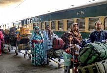 Samjhauta Express train | PTI