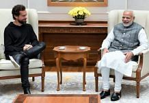 File photo of Twitter CEO Jack Dorsey and Narendra Modi | Jack/Twitter