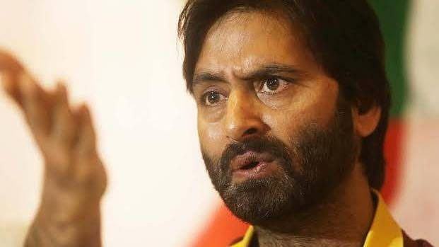 Yasin Malik is currently in Tihar for his alleged involvement in a terror-funding case | Common