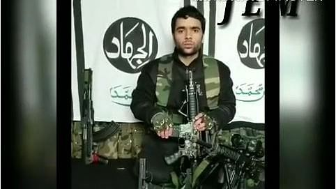 The JeM released a video of Adil Ahmad Dar after the attack