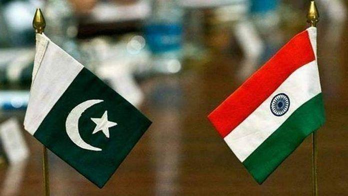 India and Pakistan flag | Representational image | YouTube