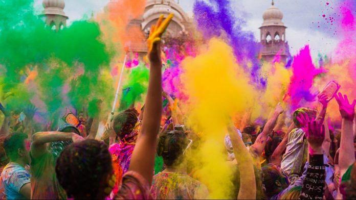 Holi festivities | Representational image | Flickr