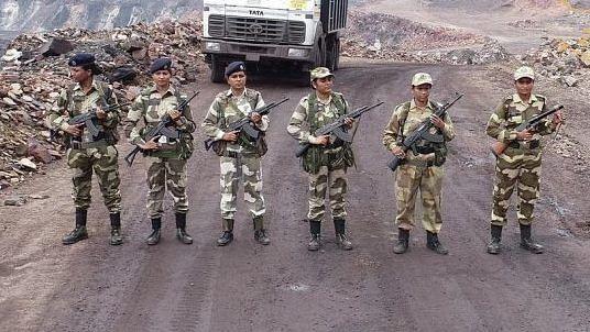 CISF women officers on duty | Facebook