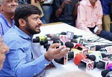 File photo of Kanhaiya Kumar