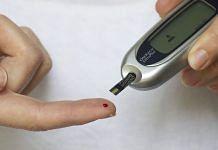 Representational image for diabetes | Pixabay
