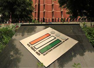 Headquarters of the Election Commission in New Delhi   Manisha Mondal/ThePrint