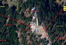 Satellite imagery of Jabba top where IAF targeted Jaish-e-Mohammed camps in Pakistan's Balakot in February 2019 | Col. Vinayak Bhat (retd) | ThePrint