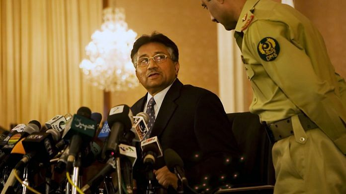 File photo of Pervez Musharraf | Adam Ferguson/Bloomberg News
