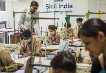 A vocational training centre in New Delhi | Prashanth Vishwanathan/Bloomberg