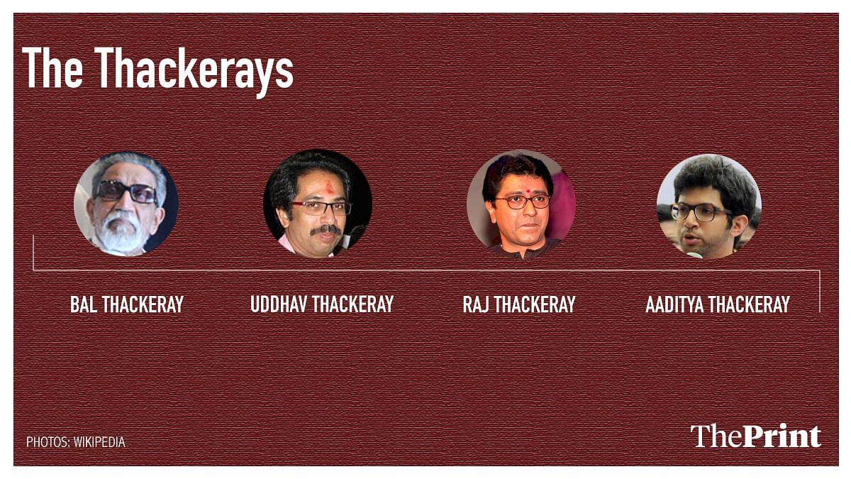 The Thackerays of Maharashtra   ThePrint