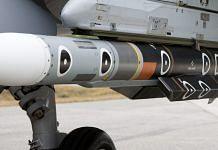 Beyond Visual Range (BVR) missile Meteor