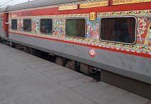 Rajdhani express (representative image)
