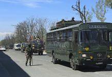 An Army convoy (representational image) | PTI