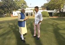 Akshay Kumar's interview of PM Modi   Twitter