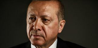 File photo of Turkey President Recep Tayyip Erdogan, | Simon Dawson/Bloomberg