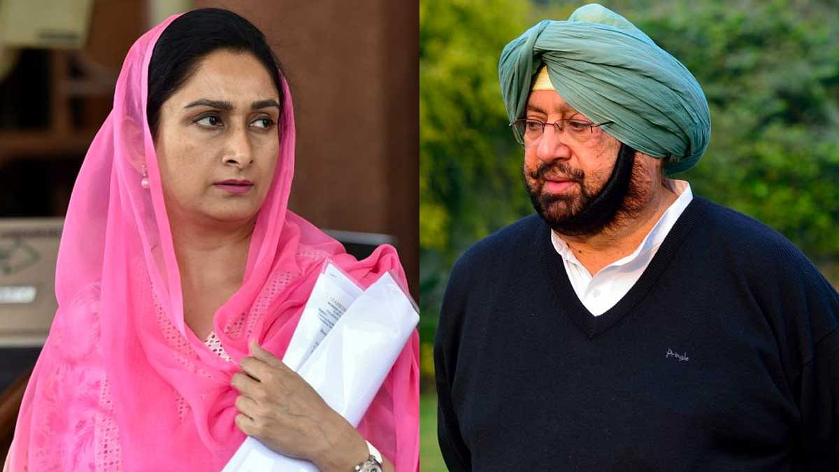 Whose ancestors got pally with Jallianwala Bagh butchers? Captain & Harsimrat fight it out