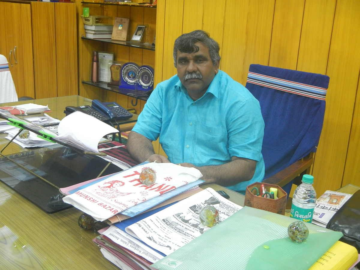 Asansol Mayor Jitendra Tiwari has supported locals in setting up their first Ram temple at Pandaveswar village on the outskirts of Asansol in Bengal
