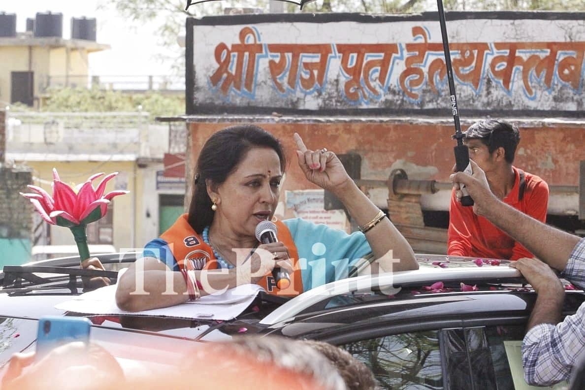 Malini does not get out of her Mercedes Benz SUV  Praveen Jain/ ThePrint