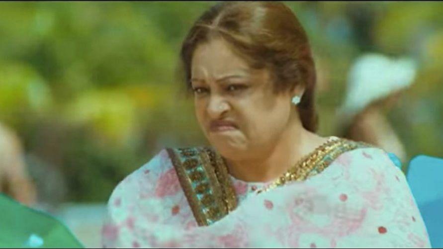 Desi married aunties
