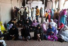 Women pray at the Jama Masjid in New Delhi | Representational image | Keith Bedford/Bloomberg News