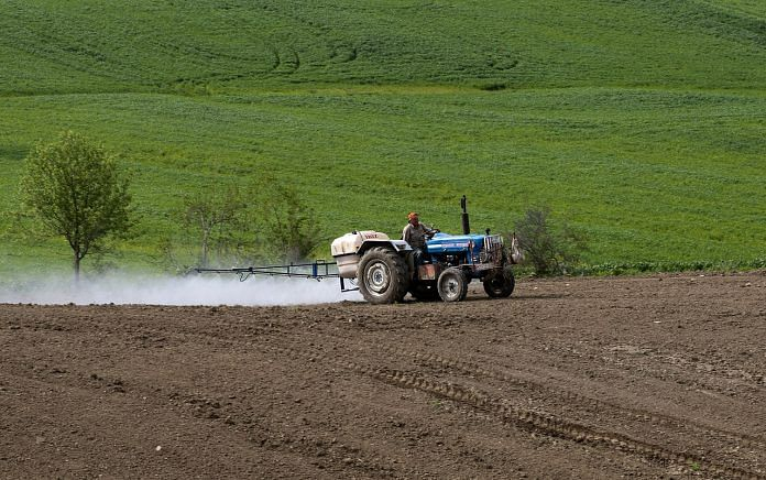Pesticide application | Commons