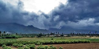 Clouds gather as the Indian monsoons start | Wikimedia Commons