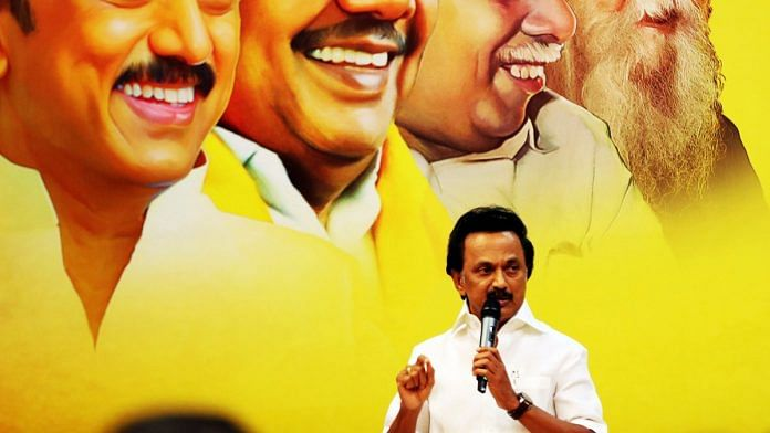 Stalin is no Karunanidhi, but this is how he's rebranding his image in  Tamil Nadu politics
