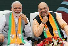Narendra Modi and Amit Shah | File photo: T. Narayan | Bloomberg