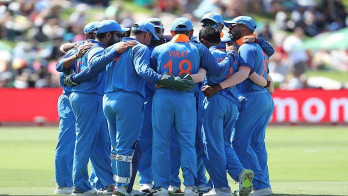 File image of the Indian cricket team | Photo: @BCCI | Twitter
