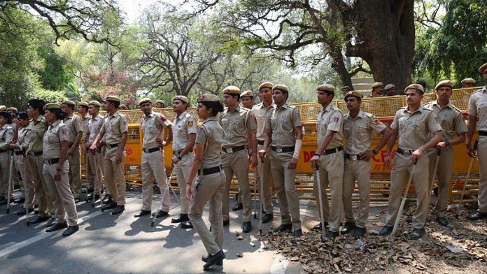 Delhi Police (file photo) | Photo: Suraj Singh Bisht | ThePrint