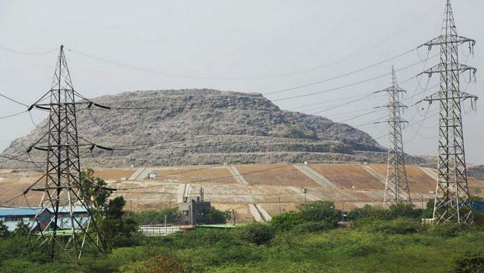 Ghazipur Dump Yard | Photo: Manisha Mondal | ThePrint