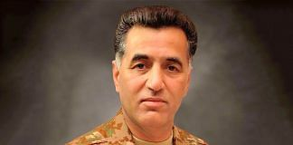 File photo of ISI chief Lt Gen Faiz Hameed | Nadeem Malik - Twitter